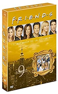 Friends - L'Intégrale Saison 9 - 3 DVD (B000EHQSOQ) | Amazon price tracker / tracking, Amazon price history charts, Amazon price watches, Amazon price drop alerts