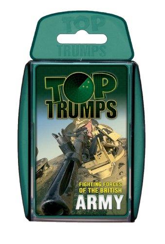 Imagen principal de [Import Anglais]Top Trumps British Army