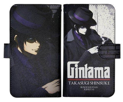 Gintama ° Takasugi Shinsuke notebook type Sumahokesu Noir Ver.