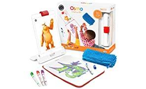 Osmo - Creative Kit - 3 Hands-On Learning Games