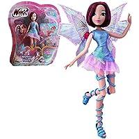 Winx Club - Mythix Fairy - Tecna Doll 28cm with Mythix Scepter