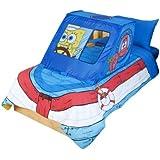 Bob esponja Nicklodeon barco Bob cama de campaña