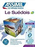Le Suédois: livre + 4 CD audio + 1 CD mp3