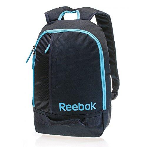 Reebok - Bolso de Mochila Mujer Azul azul