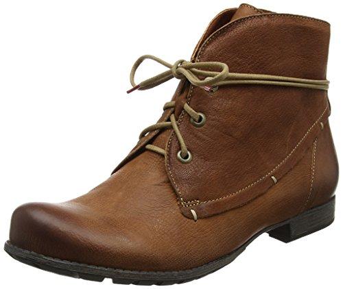 (Think! Damen Denk_181015 Desert Boots, Braun (Sattel/Kombi 52), 43 EU)