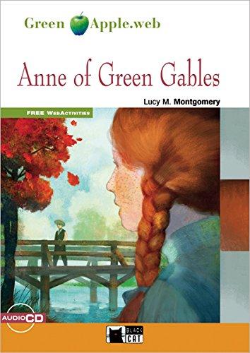 Anne Of Green Gables +cd (Black Cat. Green Apple) por De Agostini Scuola Spa