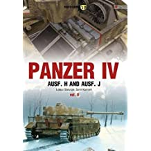 Panzer IV Ausf. H and Ausf. J. Vol. II (Photosniper)