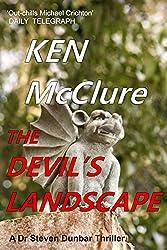 THE DEVIL'S LANDSCAPE (Dr Steven Dunbar Book 11)