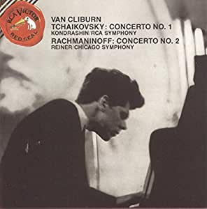 Tschaikowsky: Klavierkonzert 1/Rachmaninoff: Klavierkonzert 2
