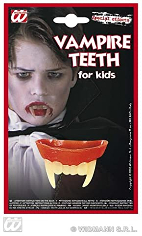 Vampire Teeth For Kids Accessory for Halloween Dracula Fancy