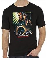 Blade Runner Men's Fashion Quality Heavyweight T-Shirt.