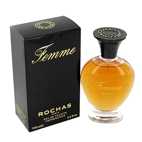 FEMME Rochas Eau de Toilette Natural Spray 100 ml -