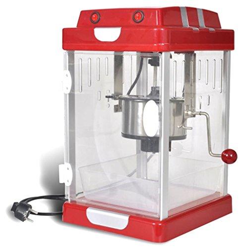 Machine à pop corn professionnelle 2,5 Onces