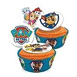 dekora Paw Patrol Essbar Zucker Disc Kuchen Topper–X16