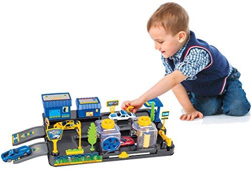 ⛽ Auto Spielzeug Waschanlage Set inkl. 2 x Spielzeugauto & funktionierender Waschstraße ⛽ thumbnail