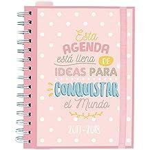 Grupo Erik Editores AGVSV1718 - Agenda escolar 17/18 Semana Vista Carouge