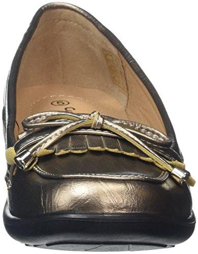 Cushion Walk Shivonne, Mocassins Femme Gold (Bronze)