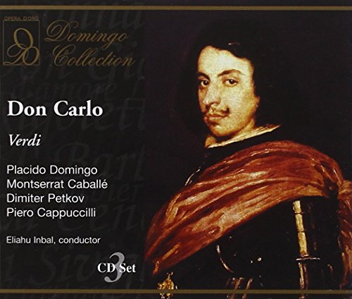 Verdi : Don Carlo. Inbal, Domingo, Caballe, Petkov