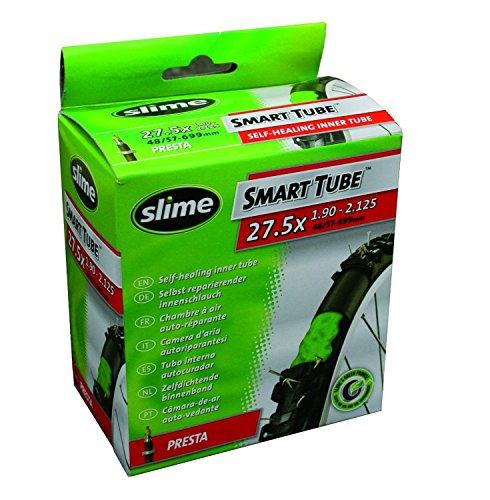 79e53ef6d 2 x Slime Bike Inner Tubes 27.5 x 1.90 - 2.125 650B Mountain Bikes Schrader  Valves
