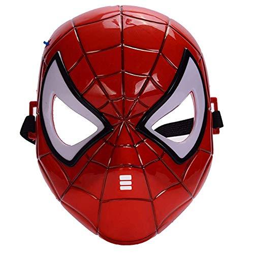 Spiderman Masken - morningsilkwig Spiderman Maske Comics Kostüm Superhelden