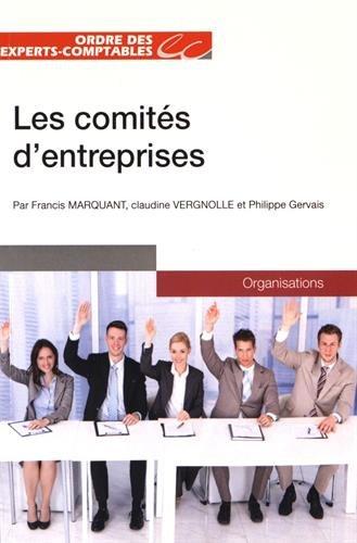 Les comités d'entreprise