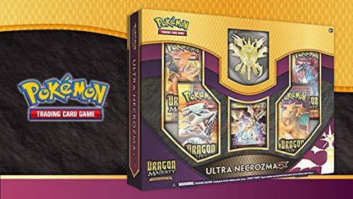 Pokemon Ultra Necrozma GX Deutsch (Ultra Glurak)