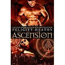 Ascension: A Paranormal Romance Novel (English Edition)