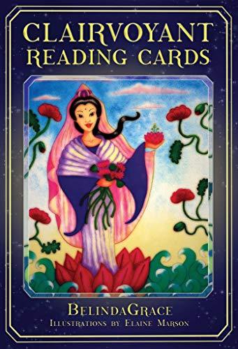 Clairvoyant Reading Cards (Oracle Cards) por Belinda Grace
