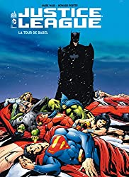 Justice League : Tour de Babel