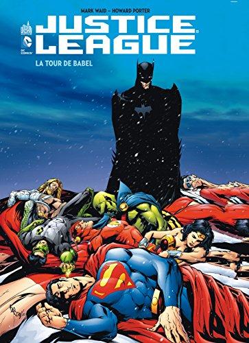 Justice League : Tour de Babel