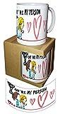 Tazza Mug You are my Person Grey's Anatomy con scatola - Idea Regalo San...