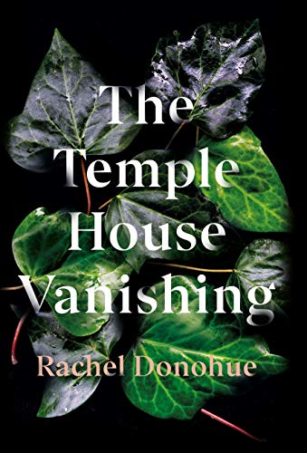The Temple House Vanishing Book Cover