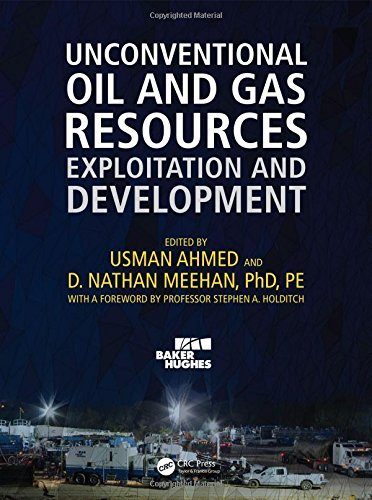 Unconventional Oil and Gas Resources: Exploitation and Development (Emerging Trends and Technologies in Petroleum Engineering) (2016-06-14)