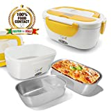 SPICE Elektrische Lunch Box Amarillo Inox,...