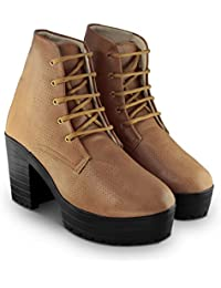 SINLITE Footwear Collection -Synthetic Long Boot for Women & Girl