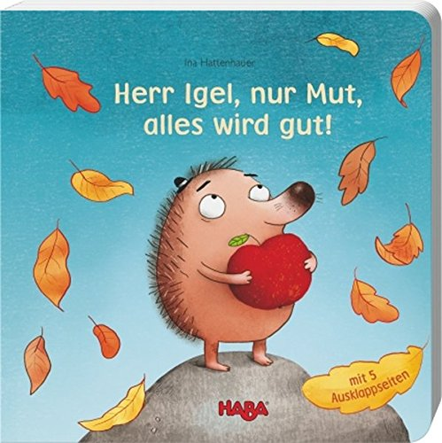 Herr Igel, nur Mut, alles wird gut! (Herr Fantastische Kostüm)