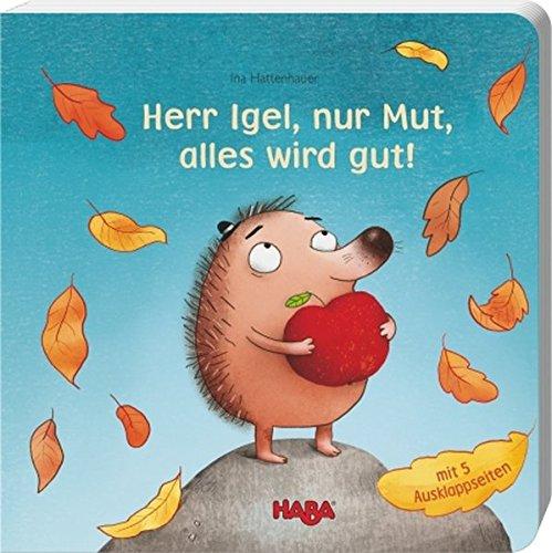 Gruppe Kostüm Nette - Herr Igel, nur Mut, alles wird gut!