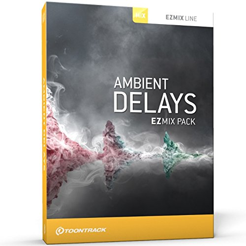 TOONTRACK EZmix Pack Ambient Delays -
