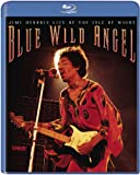 Jimi Hendrix - Blue Wild Angel/Live At The Isle Of Wight [Blu-ray]