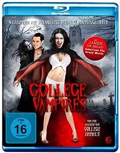 College Vampires [Blu-ray]
