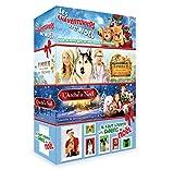 Animaux - Coffret 4 films : Il faut sauver les chiens de Noël + Les Chaventuriers de Noël + L'Arche de Noël + Timber et la carte au trésor [Francia] [DVD]