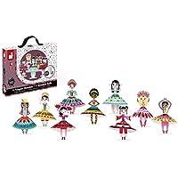 Janod World Princess Mandala Set (Multi-Colour)