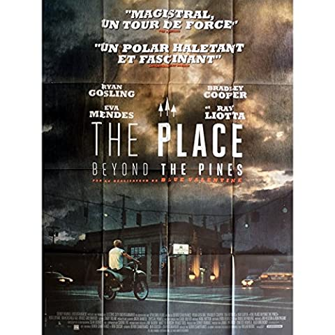 THE PLACE BEYOND THE PINES Affiche de film Prev. 120x160