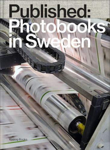 Published: Photobooks in Sweden por Niclas OEstlind