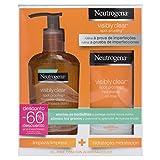 Neutrogena Paquete Hidratante con Limpiador Diario y Crema Hidratante