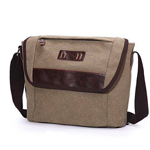 Casual Canvas Messenger Bag/Die Koreanische Version Von Vintage Messenger Bag-A A