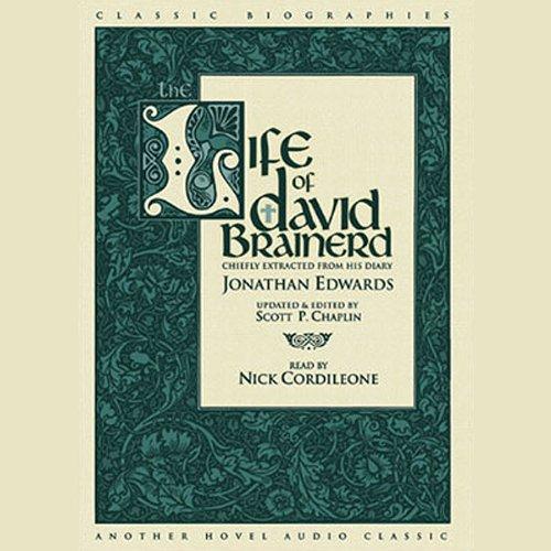 Life of David Brainerd  Audiolibri