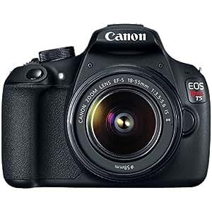 Canon EOS Rebel T5 EF-S 18MP 18-55mm IS II Digital SLR Kit