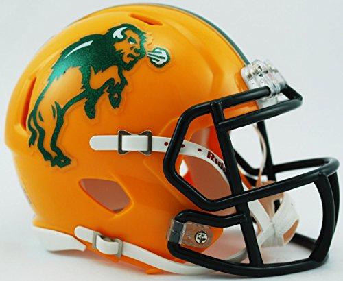 NCAA North Dakota State Bison Speed Mini Helm