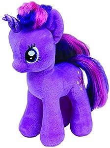 Ty UK 7-inch My Little Pony Twilight Sparkle Beanie (Styles May Vary)
